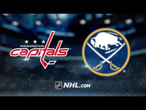 Kane, Lehner lead Sabres past Caps, 3-1