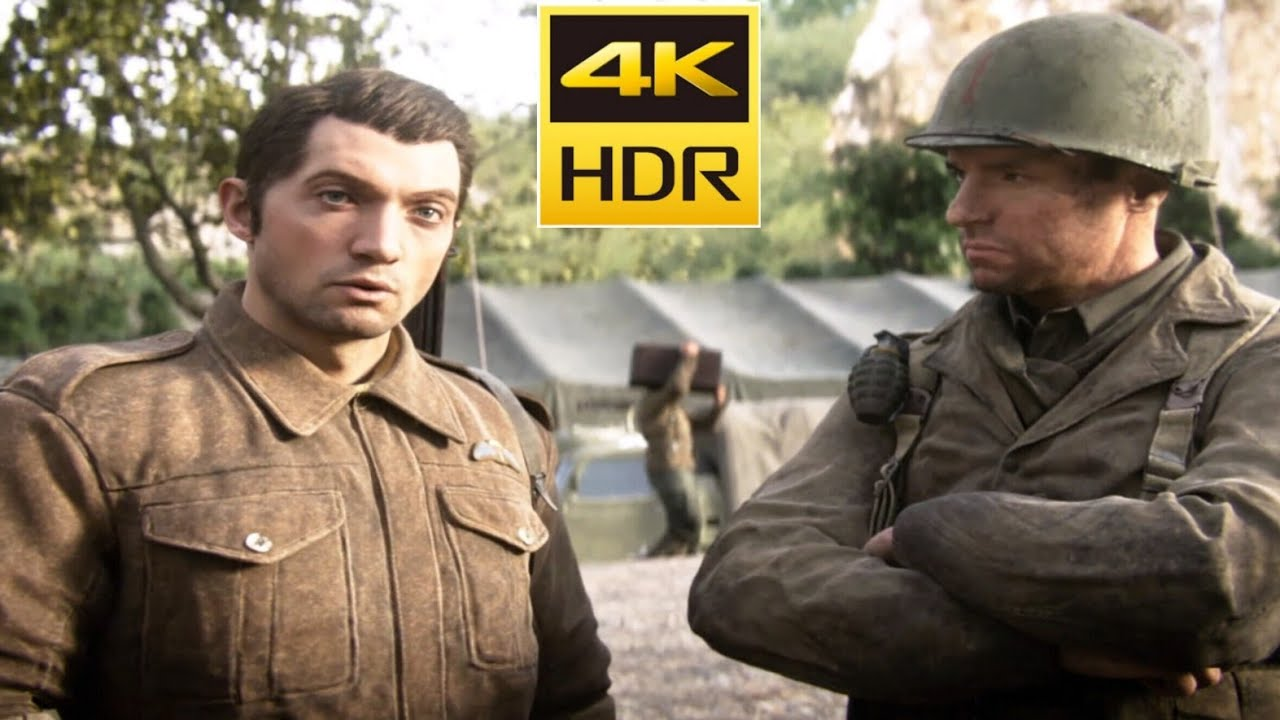 Call Of Duty WW2 4k Gameplay | Call of Duty WW2 on PS5 | Playstation 5 Gameplay 2020 | Xbox Series X