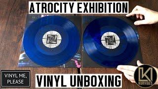 Danny Brown – Atrocity Exhibition Vinyl Unboxing   KurVibes