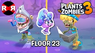 Plants vs Zombies 3 - FLOOR 23 - iOS / Android Gameplay