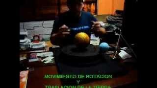 Repeat youtube video MOVIMIENTO DE ROTACION Y TRASLACION
