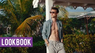 5 Best Looks for the Perfect Tropical Getaway | Men's Fashion Lookbook