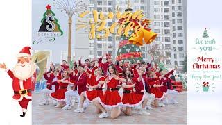 Download lagu [DANCE IN PUBLIC] - Nhảy Giáng Sinh JINGLE BELLS Remix | Vũ đoàn SEPHERIA