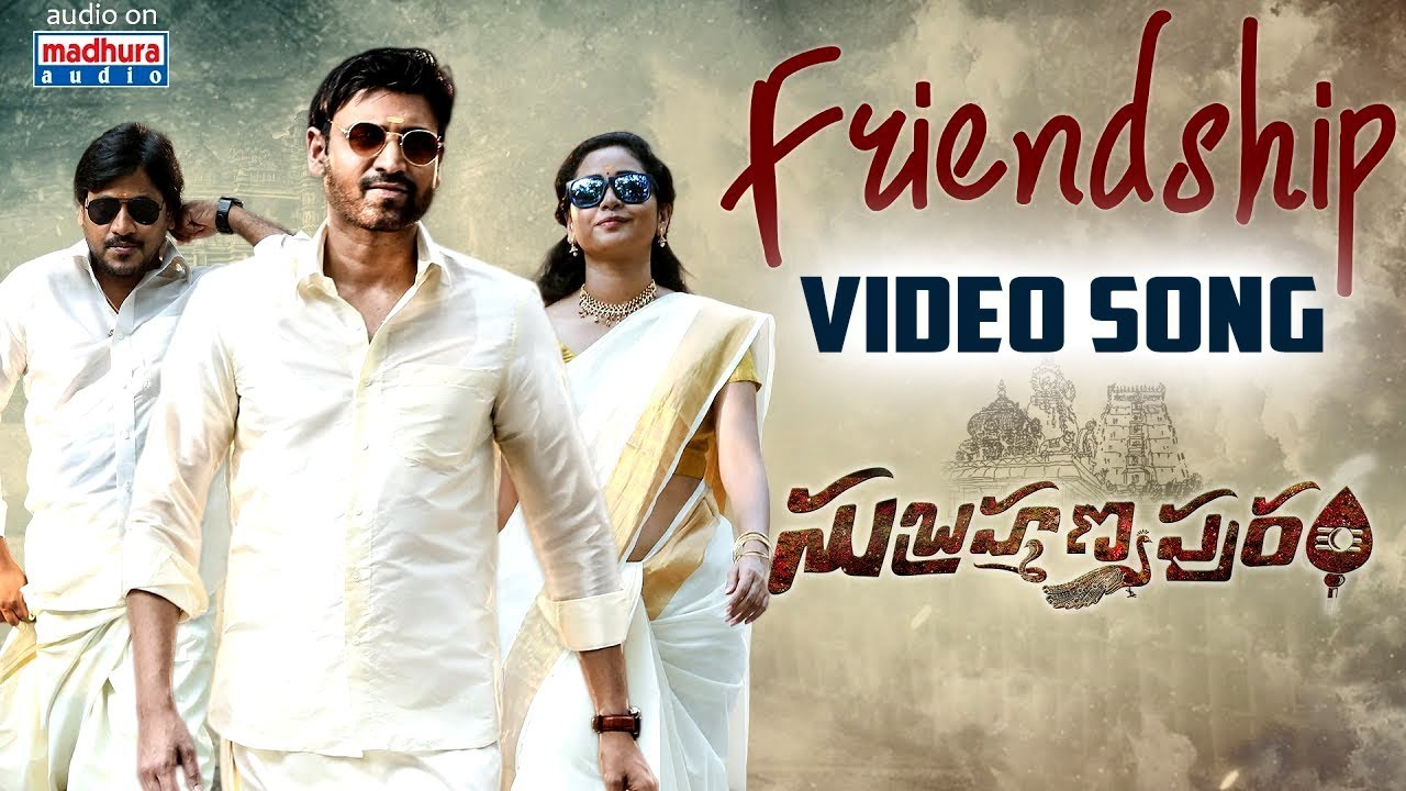 Friendship Video Song | Subrahmanyapuram Songs | Sumanth, Eesha Rebba | Santhossh Jagarlapudi