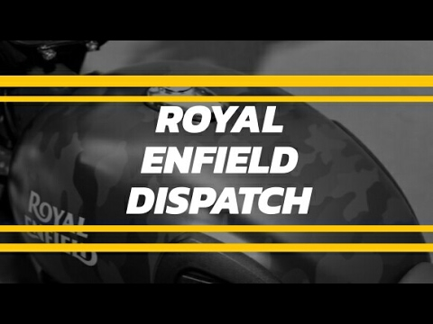 Royal Enfield Dispatch Edition