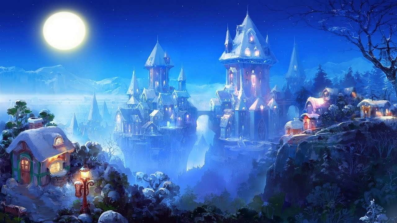 Beautiful Christmas Music Winter Ball Dance Youtube