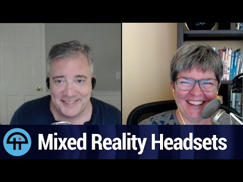 Computex: Mixed Reality Headsets