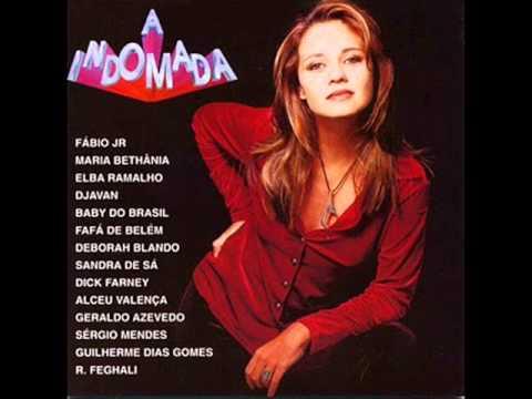 A Indomada Nacional 1997 - 03-Sandra De Sá  Não Adiantou Saber (I Might Be Crying)