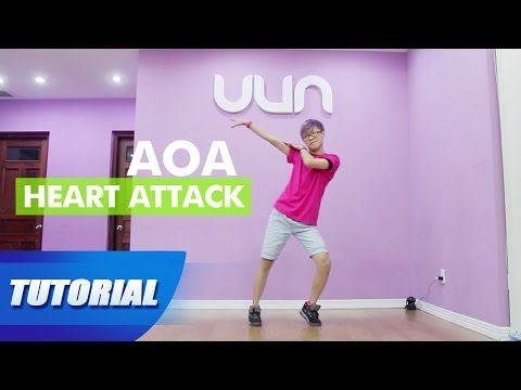 Tutorial Mirror | Dạy nhảy AOA - Heart Attack | Panoma Dance Crew