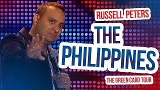 The Philippines  Russell Peters - The Green Card Tour