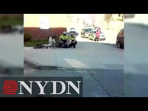 Video of Freddie Gray Arrest