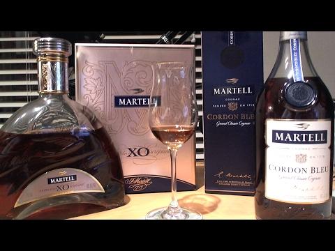 Martell Cordon Bleu Vs Martell XO Cognac