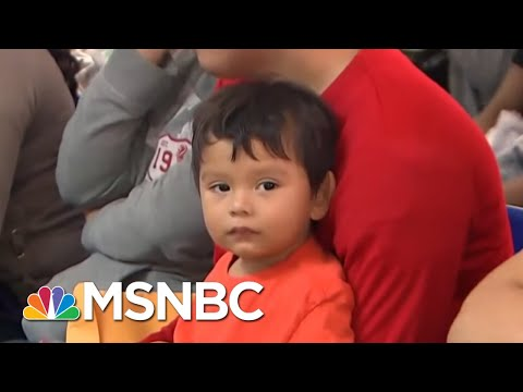 Mariana Atencio: What Are We Going To See? An Expansion Of Immigrant Facilities? | AM Joy | MSNBC