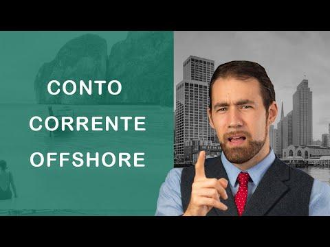 Conto Corrente Offshore: i 4 benefici