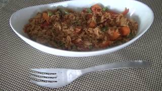 Take Out Style Veg Fried Rice Recipe (quick Meal Ideas)