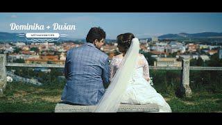 Dominika a Dušan - Svadobný videoklip