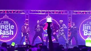 Monsta X - Play It Cool - Jingle Bash 2019 in Chicago 몬스타엑스
