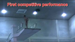 Tom Daley - 2010 Armada Cup 10M