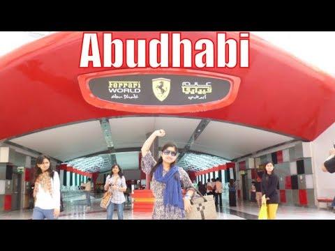 crazy day @ Ferrari world  ll Abudhabi ll UAE, Vlog-33.সবচেয়ে দামী গাড়ির মেলা।