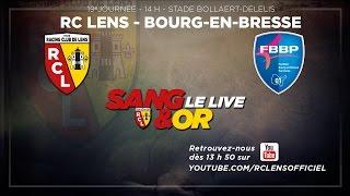 Lens - Bourg en Bresse