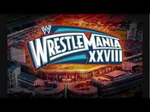 WWE WrestleMania XXVIII28 Theme SongInvincibleMachine Gun Kelly ftEster Dean