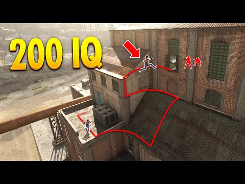 200IQ Warzone Plays That Will BLOW Your Mind!