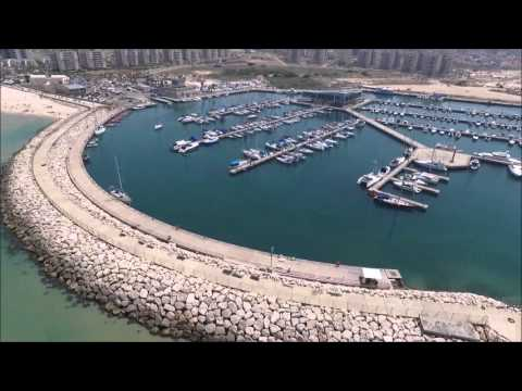 Ashdod Sea Park, Beach and Marina