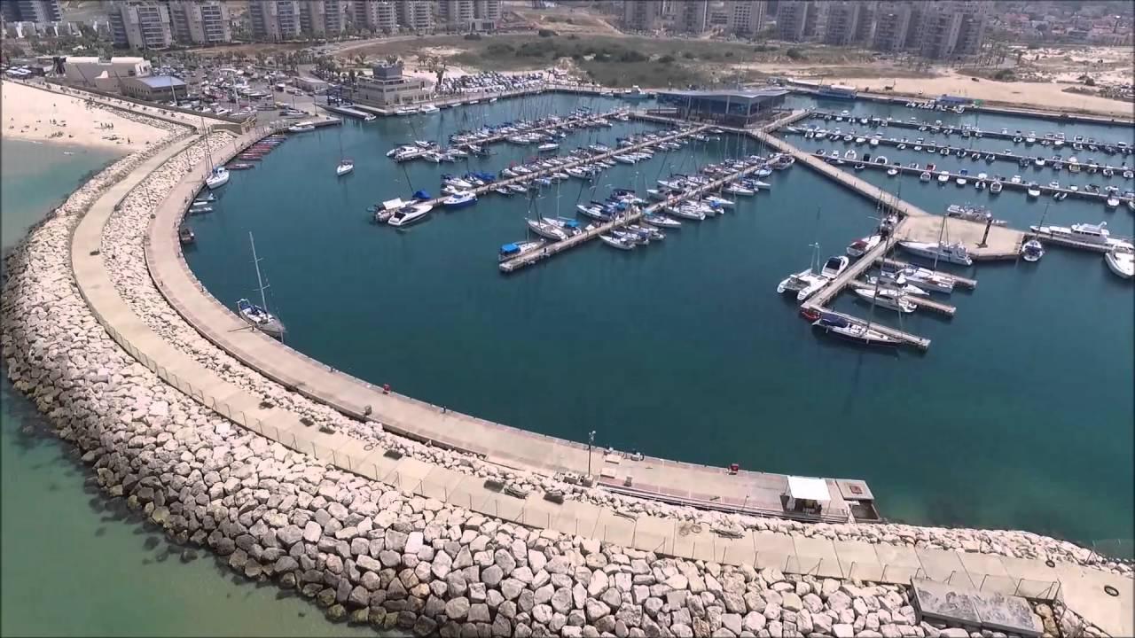 Ashdod Marina: Ashdod Sea Park, Beach And Marina