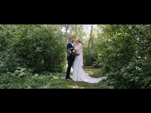 Tom & Peyton Bate's Wedding Film At Holiday Inn - City Centre In Downtown Sioux Falls, South Dakota