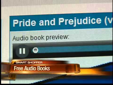 How to get FREE audio books