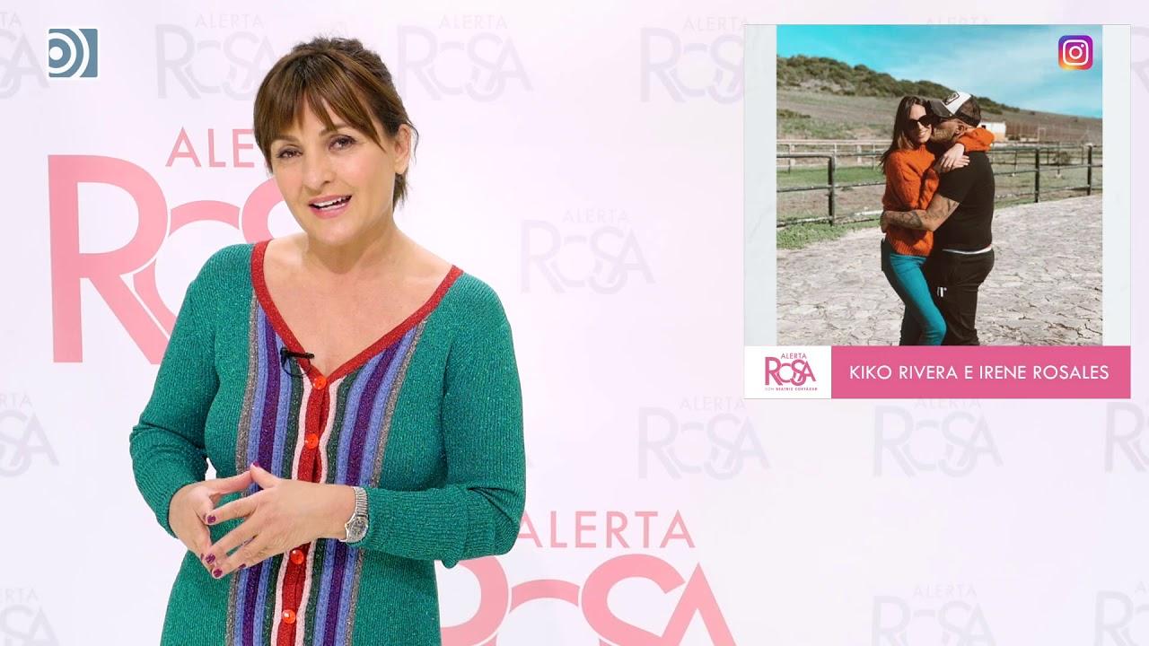 Alerta Rosa: Kiko Rivera e Irene Rosales negocian su entrada en GH: Edición Parejas