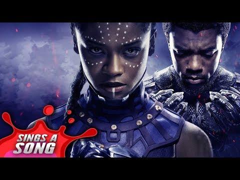 Shuri Sings A Song Ft. Black Panther (Avengers Infinity War Parody)
