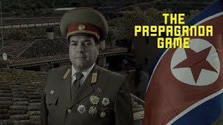 THE PROPAGANDA GAME -  Alejandro Cao de Benós, the North Korean Soldier