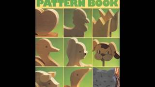 Home Book Review: Scroll Saw Pattern Book By Patrick Spielman, Patricia Spielman