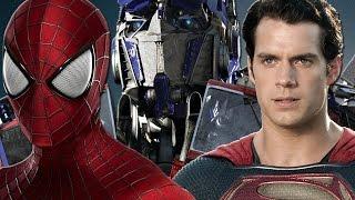 7 Favorite Super-Powered Movie Heroes