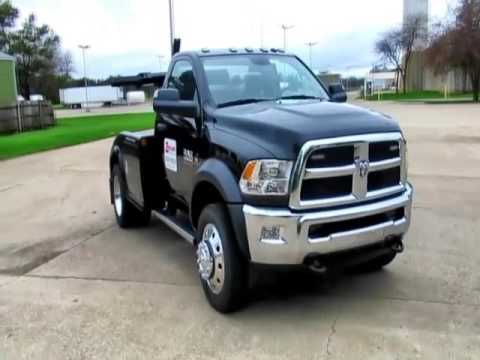 2017 DODGE RAM 4500 For Sale - YouTube