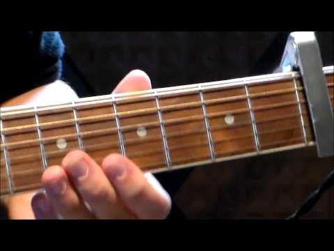 Tuto - Black M - Sur Ma Route - Guitare HD