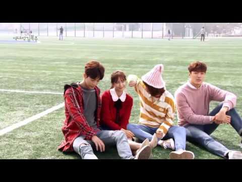 Drama 'Weightlifting Fairy Kim Bok-Joo' - Behind the scenes