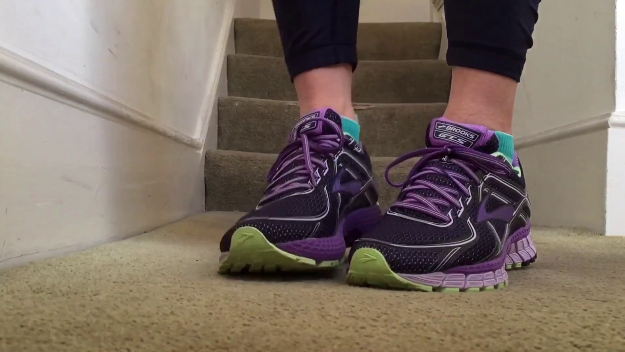 9bf0e3c8ae9 Women s Brooks Adrenaline GTS 16 (Passion Flower Lavender Paradise Green)