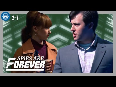 Bon Voyage, Agent Mega | SPIES ARE FOREVER Act 2 Part 7