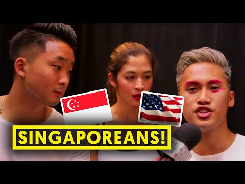 IS SINGAPORE BETTER THAN AMERICA? ASK SINGAPOREANS!