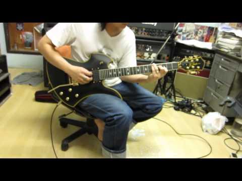 Bc Rich Mockingbird Pro Guitar Clean Sound