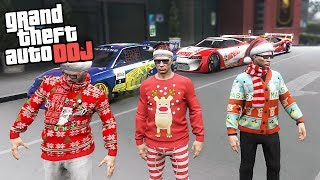 GTA 5 Roleplay - DOJ 4 - Gumball Rally