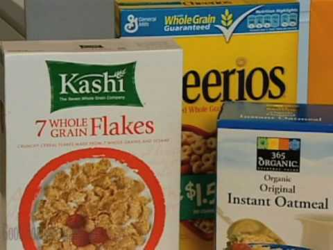 Lose Weight with Cereal