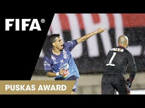 WINNER - FIFA Puskas Award 2015: Wendell Lira Goal