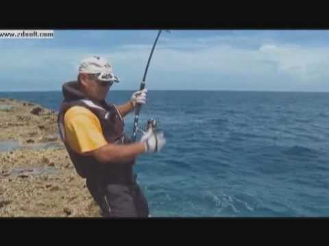 Tonga GT fishing.wmv
