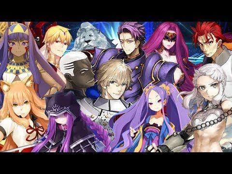 [Fate/Grand Order] I Pick this 4 Star Servant!!