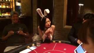 大阪ミナミ難波にある「カジノレストランJack&Queen(ジャック&クイー...