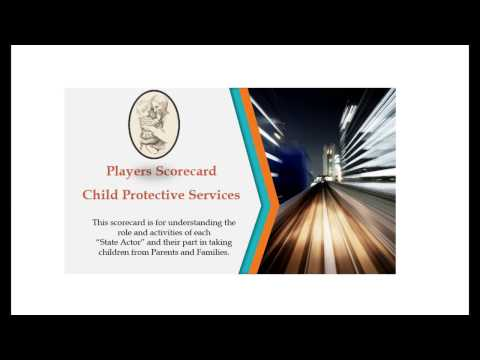 CORRUPT CHILD PROTECTIVE SERVICES (CPS)