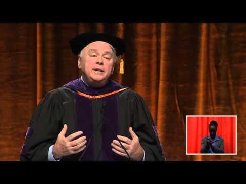 Dennis Scholl - University Of Miami Law School Commencement Speaker
